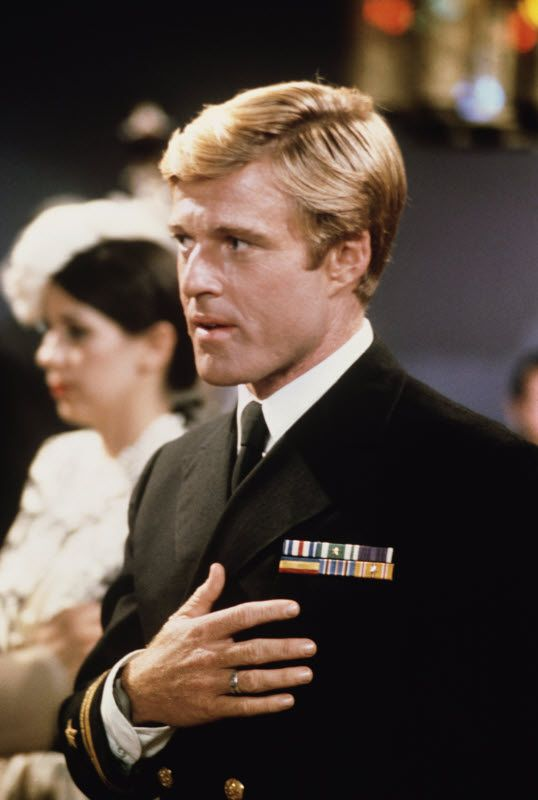 "Robert Redford ""The Way We Were"""