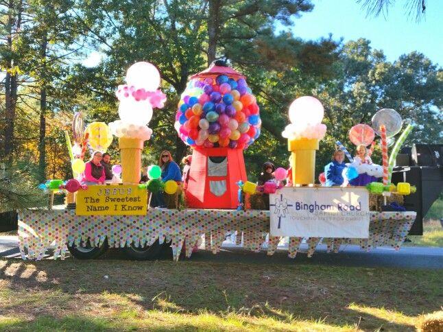17 best images about brbc parade float on pinterest for Princess float ideas