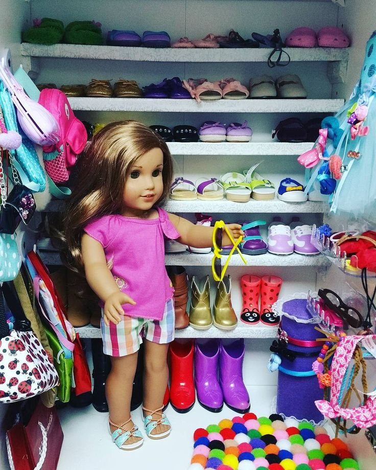 How I organize my American Girl Doll clothes, shoes and accessories. ..#agig #americangirlbrand #agdiy #agdoll #dollcrafts #agstagram #agdollsal #cute #diydollhouse #diydollroom #diydollstuff #agdollshoes #agdollclothes