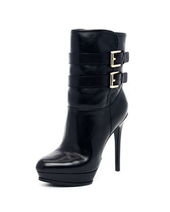 MICHAEL Michael Kors  Mae Buckle Boot.