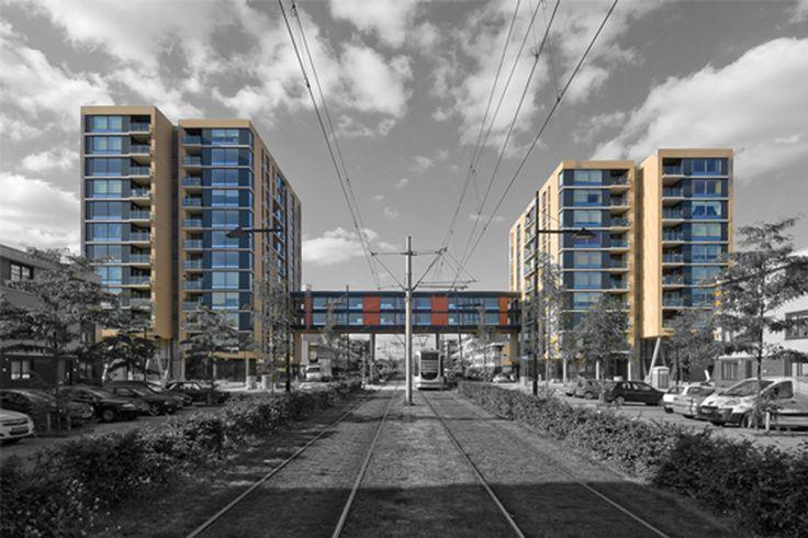 Barendrecht - tram