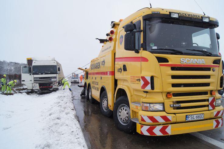 Abschleppdienst - Bergung LKW PKW - A12 A10 Frankfurt Oder - Szkwarek