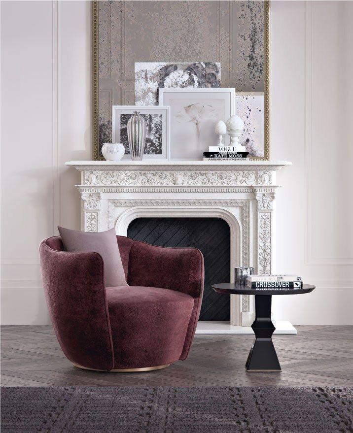 Single Sofa Chair Luxury Sofa Chair Living Room Chair Modern
