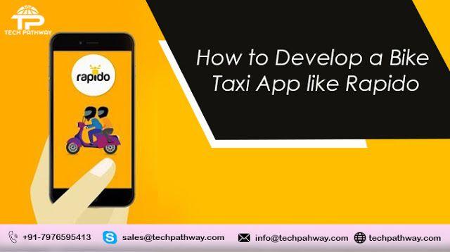 How To Develop An App Like Rapido In 2020 App Development