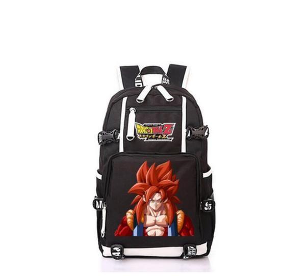 Dragon ball Z son goku Backpack School bag Shoulder Bag Anime Cosplay