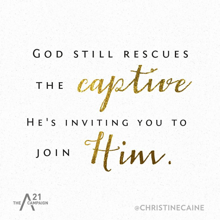 Help God rescue the  captive! http://cc.cta.gs/00h  #A21 STOP HUMAN TRAFFICKING!!!!  God is Love!