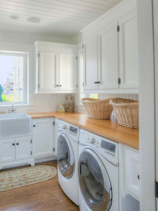 Laundry Room Mudroom Laundry Room Design, Pictures, Remodel, Decor and Ideas - page 13