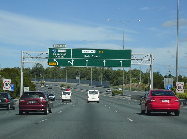 Upgrade of Pacific Motorway M1 Logan to Nerang as part of Turnbull Fox Phillips engagement team