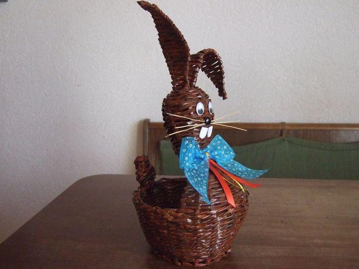 mein erster Osterhase! ist mir ganz gut gelungen