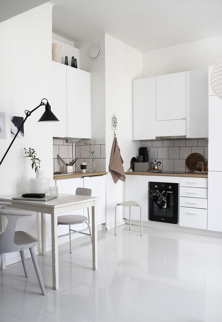 Gemütlich Küche Ideen Mit Hellbraunen Schränke Fotos - Küchenschrank ...