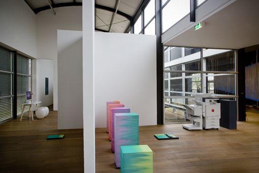 LUST, Iris (2007). © Gert Jan van Rooij, Museum De Paviljoens