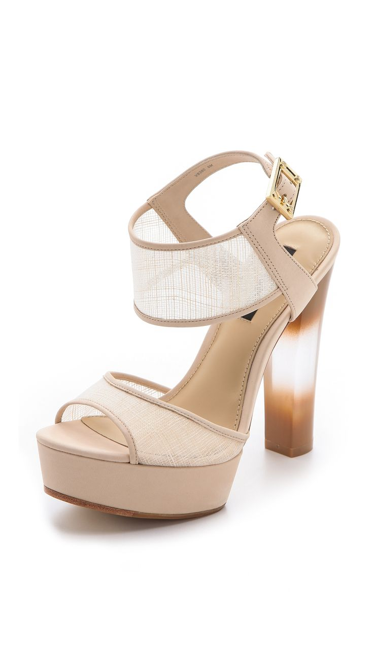 These retro Rachel Zoe Lexi Raffia Platform sandals were created by none other than the queen of 70s boho glam herself, Rachel Zoe. #getzesty