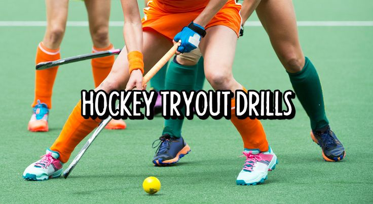 5 Must Try #Hockey Tryout Drills... http://www.tophockeydrills.com/5-must-try-hockey-tryout-drills/