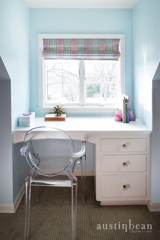attic dormers window desk - Google Search