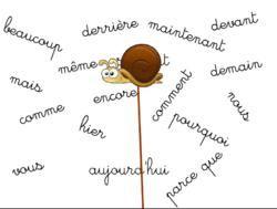 jeu des animaux pour retenir l'orthographe des mots outils