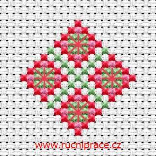 Graphics, free cross stitch patterns and charts - www.free-cross-stitch.rucniprace.cz