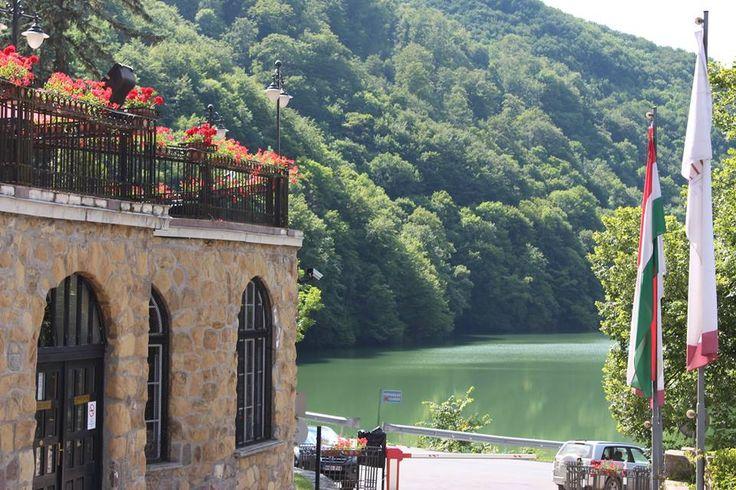 Miskolc - Hungary. Lillafüred-Hámori tó
