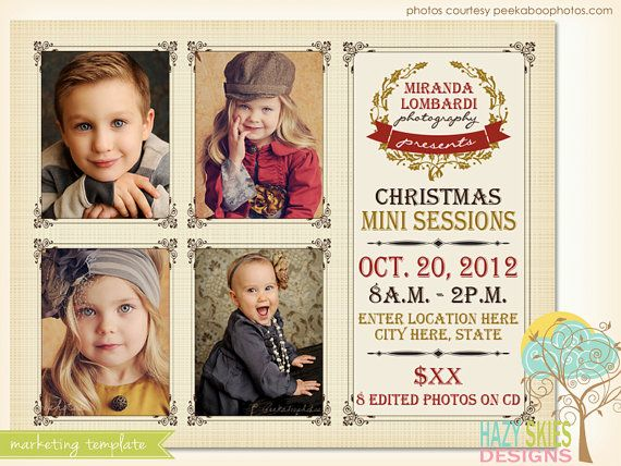 69 best wedding invitation ideas images on pinterest invitations christmas holiday marketing template ad104 by hazyskiesdesigns 750 fandeluxe Images