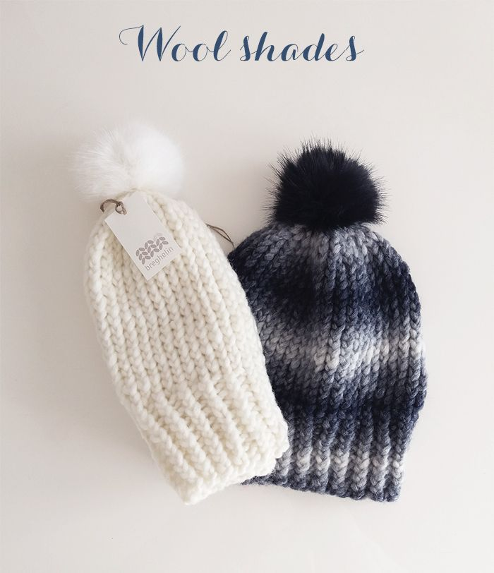 Breghelin Knit hats hande made in Italy