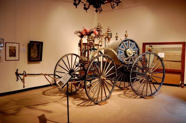 Музей пожарных в Нью Йорк Сити (New York City Fire Museum)