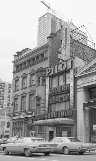 Early '60s Pilot Tavern, Toronto