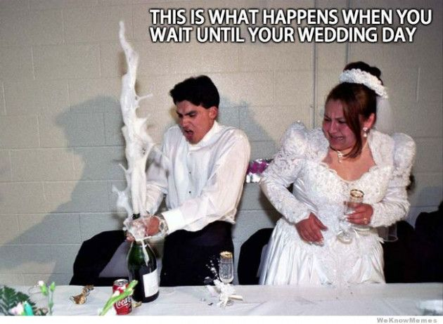 Wedding Day Meme So True Funny Wedding Pictures Funny Wedding Photos Wedding Meme