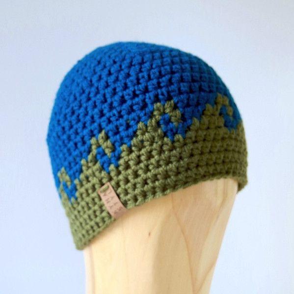 Mützen - Mütze Beanie Surfmütze Surfbeanie Welle Vegan  - ein Designerstück von kymastyl bei DaWanda