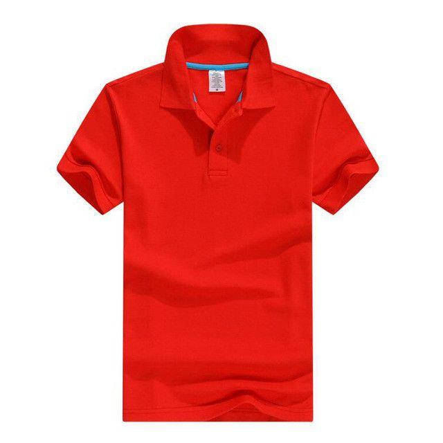 Polo Shirt for Men, Alluminium, Cotton, 2017, M Brooksfield