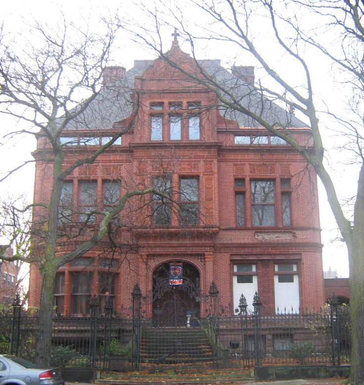 Chicago's Greatest Surviving Gilded Age Mansions, Mapped