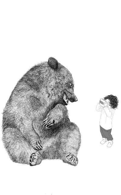 P y el oso
