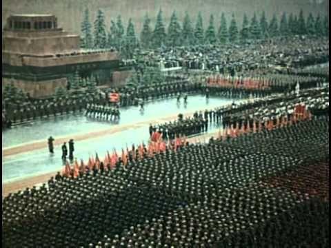 Red Army Parade [1945 - English]