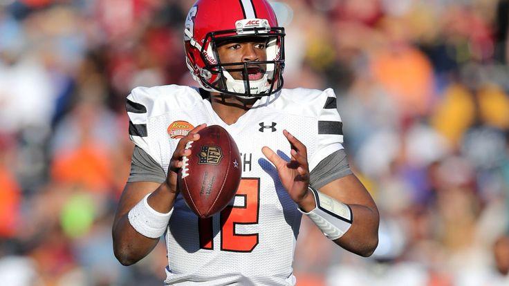 Patriots Draft Picks 2016: New England Selects NC State QB...: Patriots Draft Picks 2016: New England Selects… #JacobyBrissett #CyrusJones