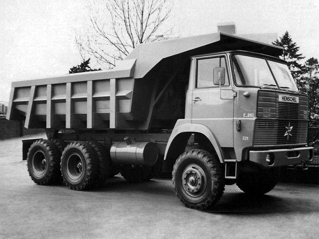 '1967-1974 Henschel F261 AK