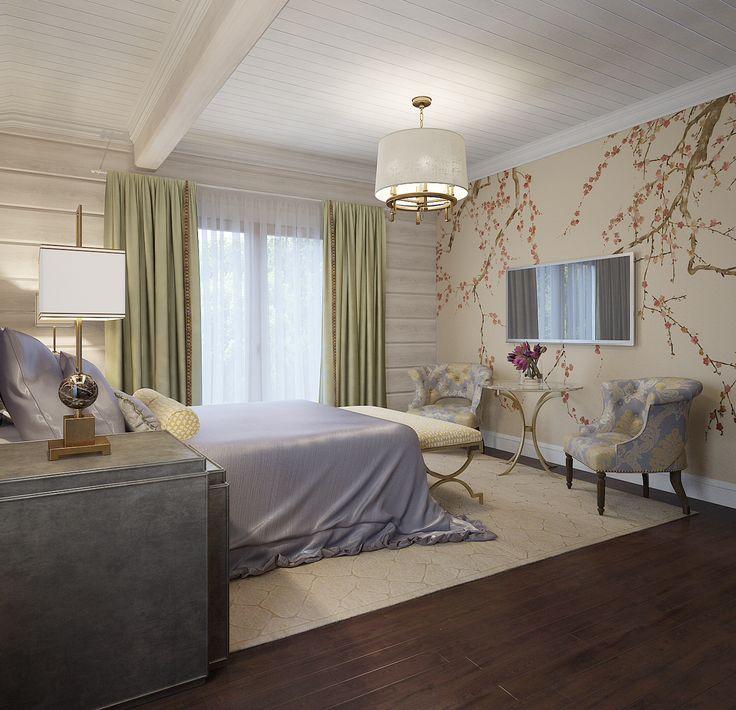 Bedroom design 3d