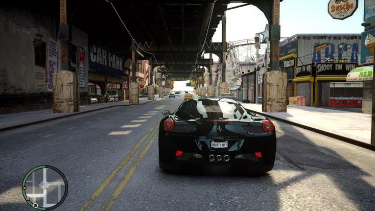 GTA 4 High End Graphics Mod 8K Full Real Screenshot