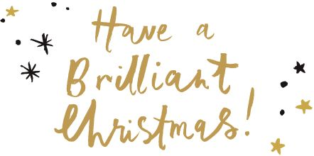 Have a Brilliant Christmas!