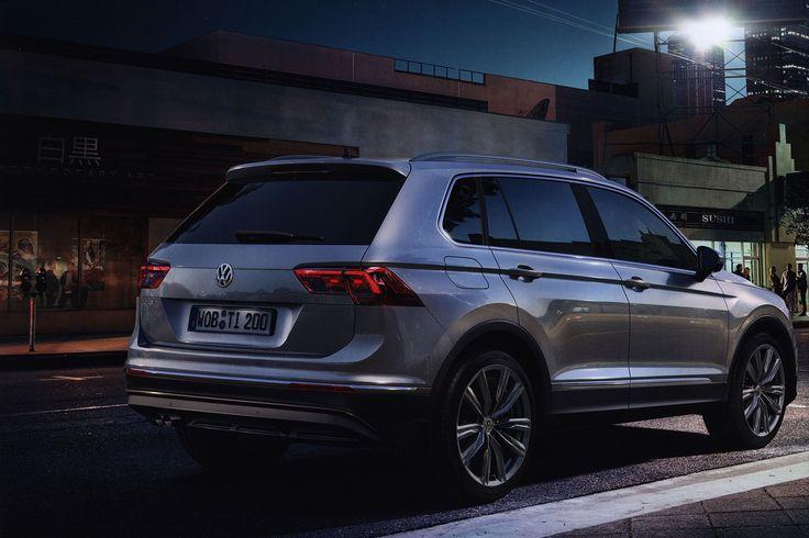 https://flic.kr/p/QJFvEF | Volkswagen Tiguan, Der neue; 2016_2