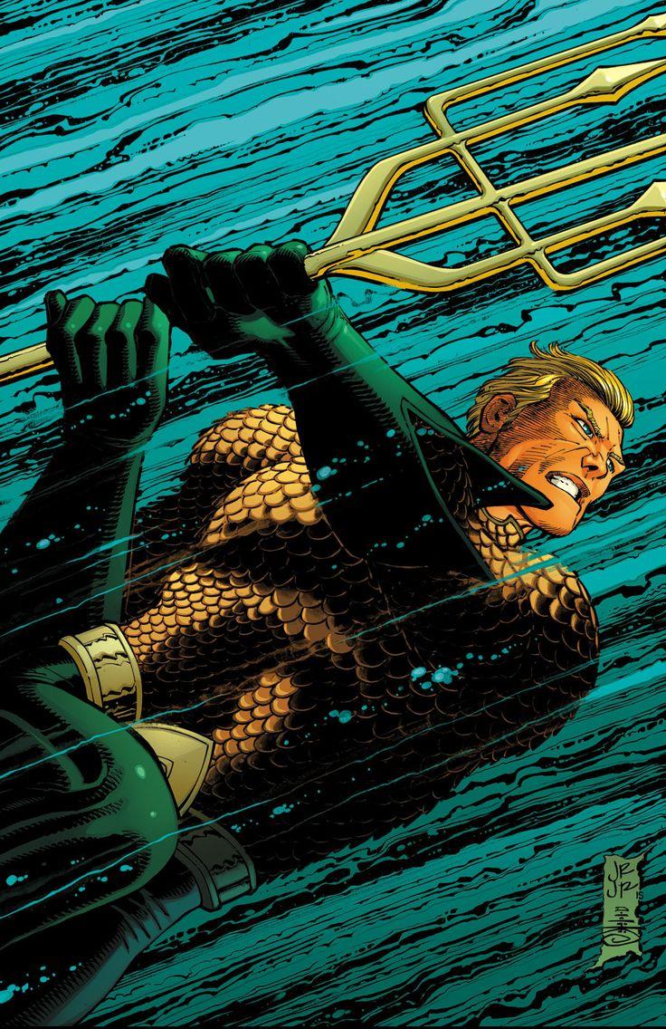 John Romita jr - Aquaman