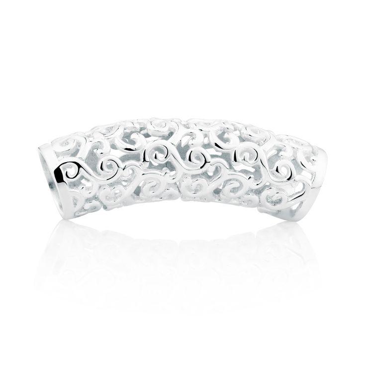 Sterling silver charm (12752966) #wildhearts #emmaandroe