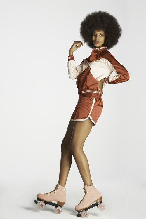 Grace Mahary pour Vogue : Hostess with the Mostess