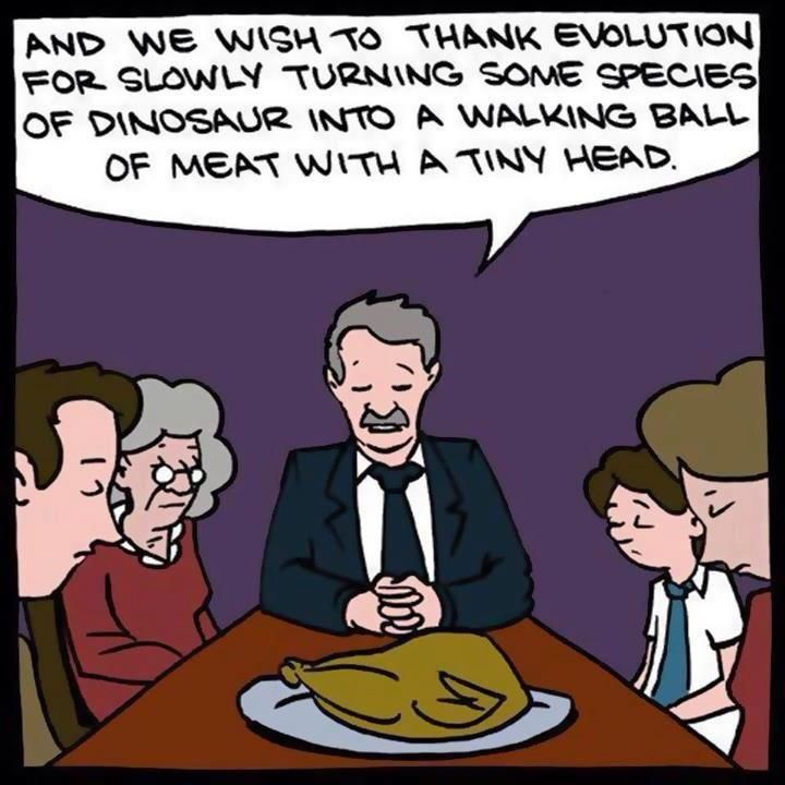 Atheist Thanksgiving grace.... - #Funny #Pic - *, Funny Pic, Latest Funny Meme
