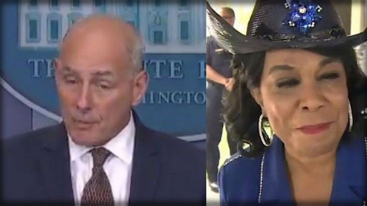 FREDRICA WILSON RUINS WHAT'S LEFT OF HER CREDIBILITY WITH NEW HORRIFIC ACCUSATION AGAINST GEN. KELLY - YouTube
