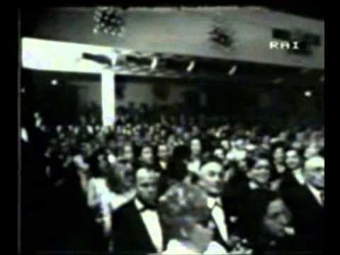 SANREMO  1967  LUIGI  TENCO LA TRAGEDIA
