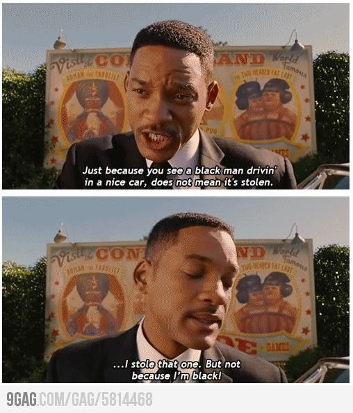 Will Smith will never stop being funny.