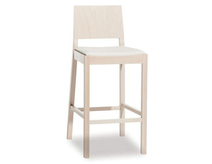 Lyon Natural Kitchen Stool