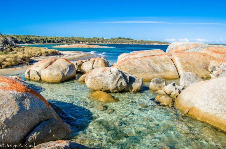 Flinders island, Australia
