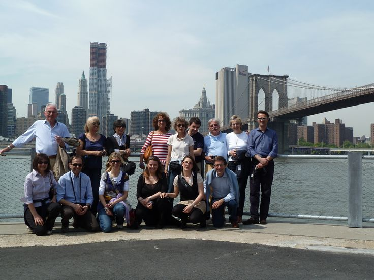SIAT (Turin Engineers and architects) in NY
