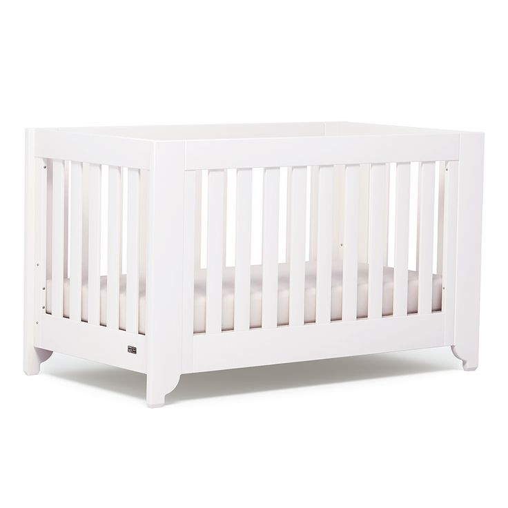 """Boori Mosman Expandable Cot - White   Toys""""R""""Us Australia, Official Site - Toys, Games, Outdoor Fun, Baby Products & More"""