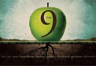 Free Series Graphic: The 9 Fruit of the Spirit