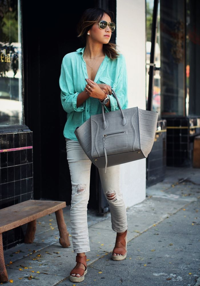 Add some color to your style look. Here are the top 10 fashion color trends (according to Pantone) with outfit inspiration to help inspire your spring and summer wardrobe.